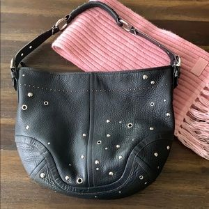 Coach Hobo Bag (large) Black